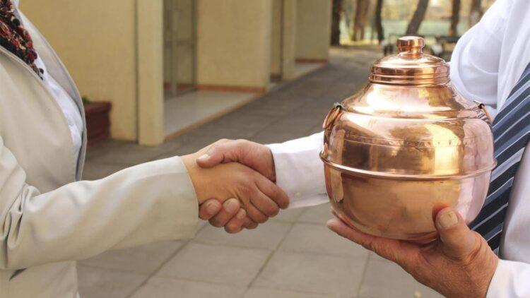 Servicio de cremación