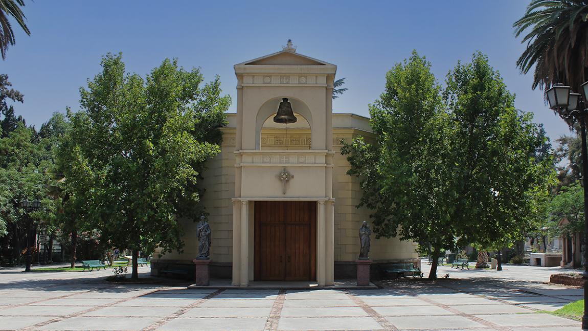 Mantención en Capilla Católica